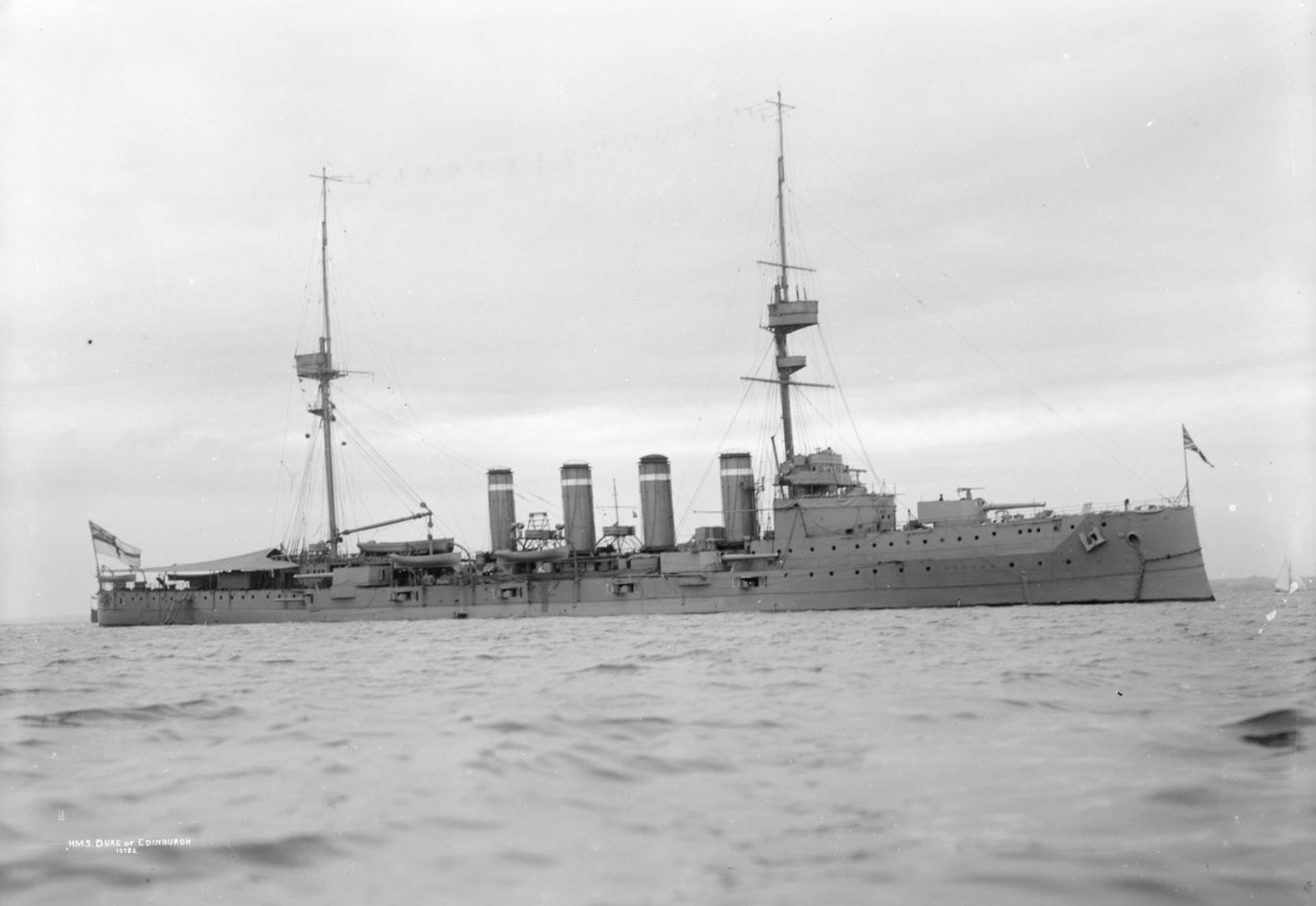 HMS Duke of Edinburgh