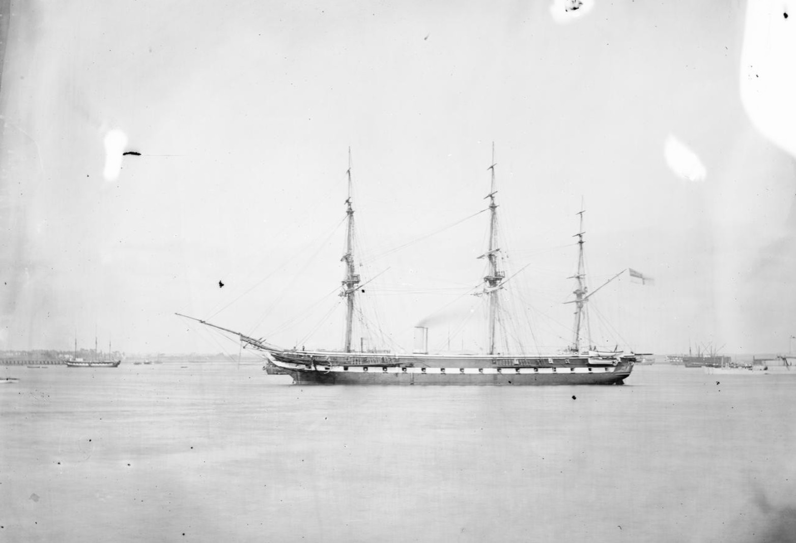 HMS Immortalite