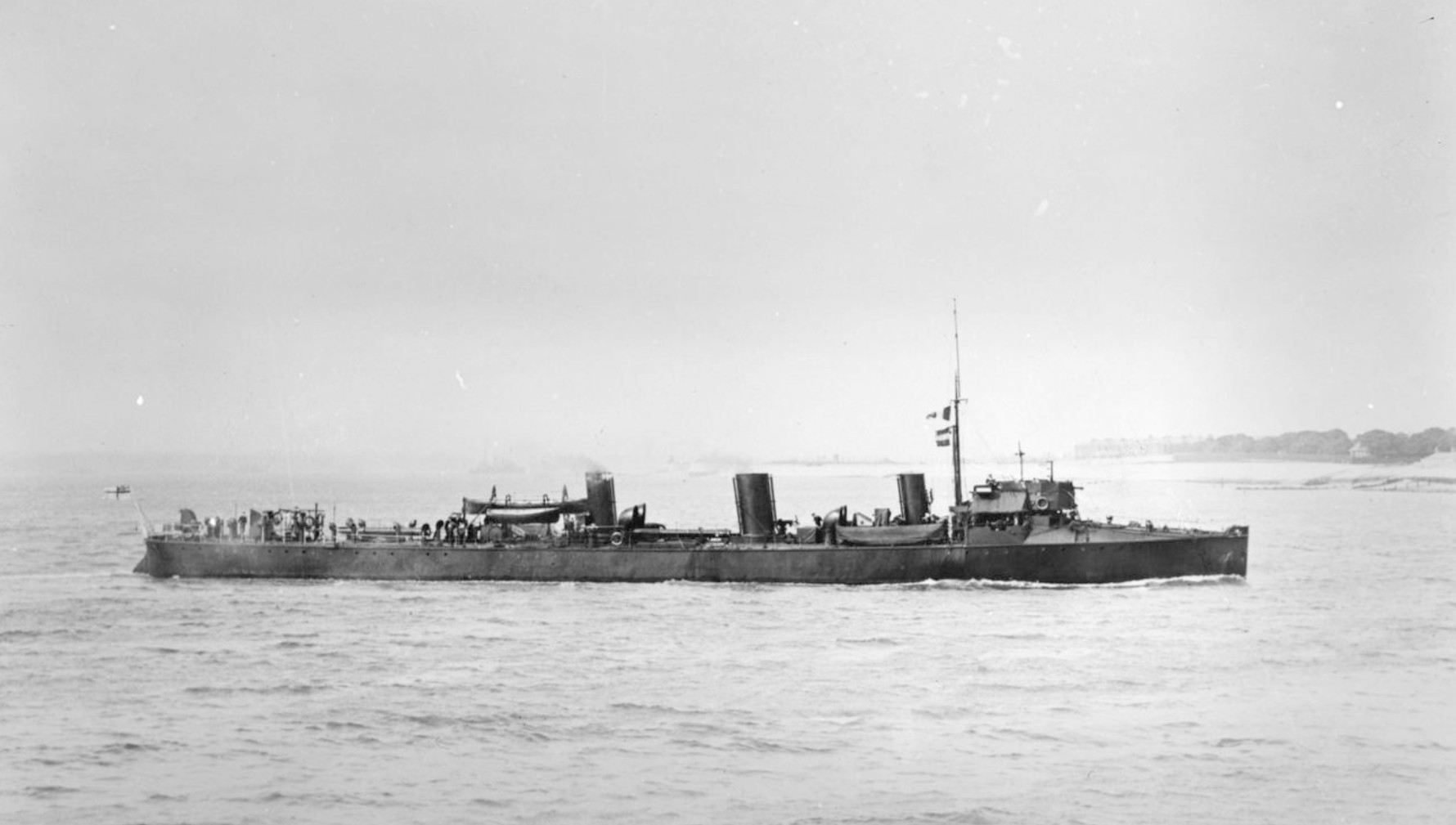 HMS Mermaid