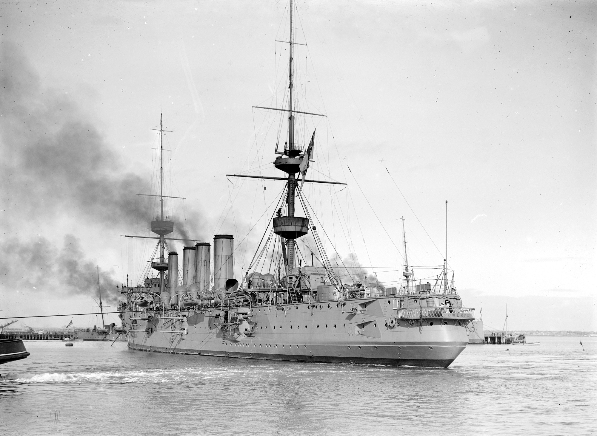 HMS Powerful