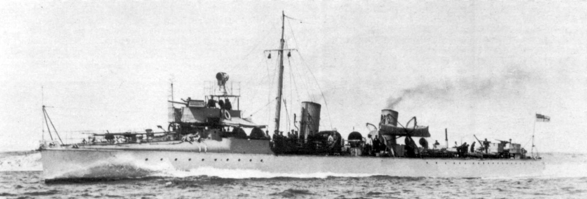 HMS Stag